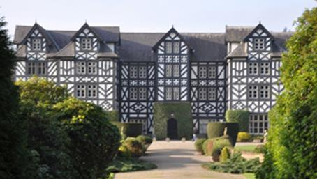 Gregynog House Front