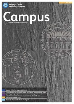 Campus 2012 Welsh Front Cover