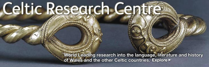 Centre for Advanced Welsh and Celtic Studies
