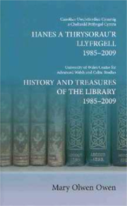 Front cover of 'History and Treasures of the Library'