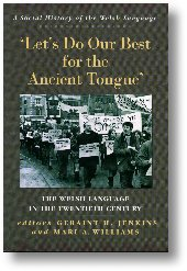 Front cover of 'Let's Do our Best for the Ancient Tongue'