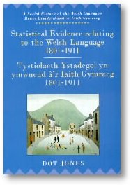 Front cover of 'Statistical Evidence relating to the Welsh Language 1801–1911'