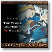 Jewel case design for 'The Visual Culture of Wales: Industrial Society' (CD-ROM)