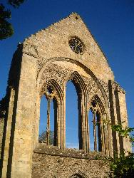 Picture of Valle Crucis Abbey